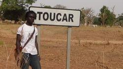 Tamsier Joof at Toucar (Tukar)