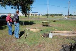 October 15, 2010 - Building Foundation