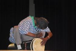 Afrocaribbean Drummer