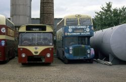 AEC Renown and AEC Reliance