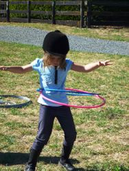 Hula Hoop Cleverness!