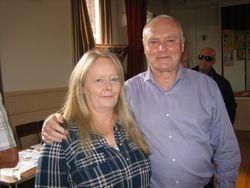 Jackie McCann & John White