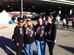 Strides Against Breast Cancer Walk