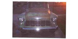 32, 56 Chevy Short bed stepside
