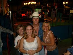 THE GIRLS WITH DAVID LEE MURPHY