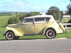 1935 Phaeton