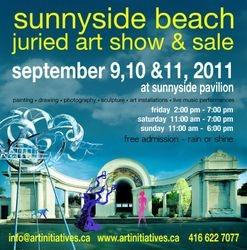Sunnyside Beach Art Show