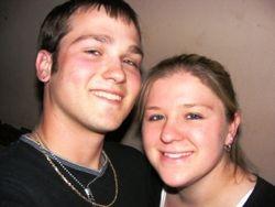 DJ Derek and Brittni