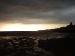 Storm over the Cove