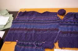 Garment in progress by Lily Swersky