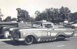 1959 P1 Opel Rekord 376 mpg