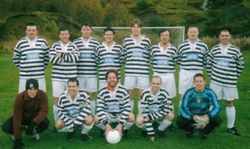 Blast From the Past - Coasters away 19/11/00