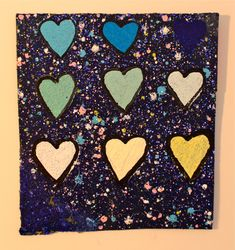 """""""Hearts #9"""""""