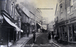 Peckingham Street. Halesowen.