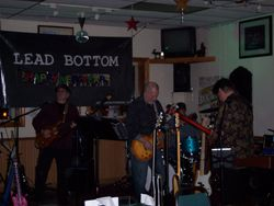 """Great Band """"Lead Bottom"""""""