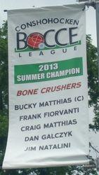 2013 Summer Champs - Bone Crushers