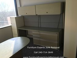 Junk office furniture removal in leesburg VA