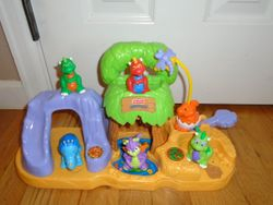 Fisher Price Little People Baby DinoLand - $35