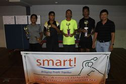 15 and Under Winners
