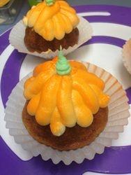 Pumpkin Cucpakes