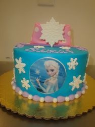 15 serving half n half cake $75