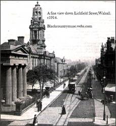 Walsall. c1914.