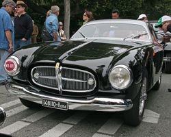 1951 Ferrari 212 Export Vignale Coupe