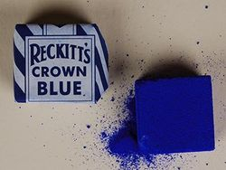 RECKITT'S BLUE FOR CLOTHES