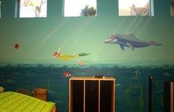Underwater - snorkeller