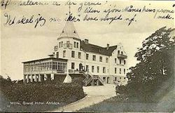 Grand Hotell Ahlbeck 1912