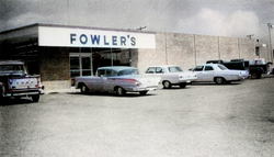 Fowlers Super Market, Hempstead