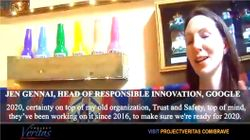 Insider Blows Whistle & Exec Reveals Google Plan to Prevent ?Trump situation? in 2020 on Hidden Cam