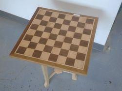 """Chess board: 18""""spare  $50.00"""