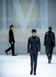 Malan Breton F/W 2017 - Style Fashion Week