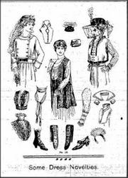 More Fashion. c1910.