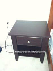 Sears night stand installation service in baltimore MD