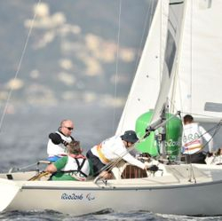 Our Sailor in Rio