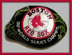 TEAM ROCK - RED SOX