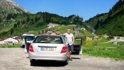 St. Gottard Pass, Switzerland, 2010