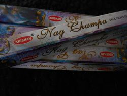 Rökelsestickor Nag Champa