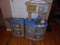 Little Tikes Cook 'N Clean Kitchen- $45
