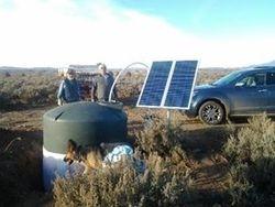 Install in Taos, NM