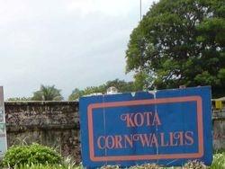 Fort Cornwallis - Kota Cornwallis