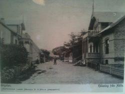 Jonssons pensionat (Hotell Corfitzon) 1910