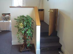 church sound booth