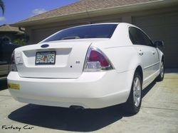 Lisa B.--------Ford Fusion