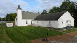 Church from Old Grafenburg Road