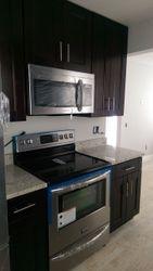 Finished new kitchen