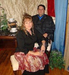 Pastor Sean & Mrs. Sonia at High School Formal