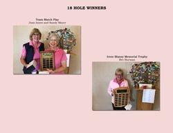 Match Play & Irene Blaney Trophy
